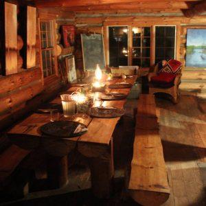 Algonquin Log Cabin | Algonquin Park, Ontario