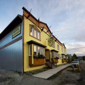 Aurora Inn | Dawson City, Yukon