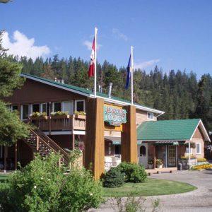 Bear Hill Lodge   Jasper, Alberta