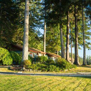 April Point Resort   Campbell River, British Columbia