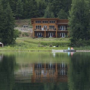The Lake House | Clearwater, British Columbia