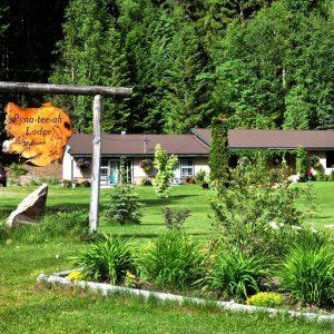 Pyna-tee-ah-Lodge | Likely, British Columbia