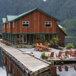 Great Bear Lodge | near Port Hardy, British Columbia