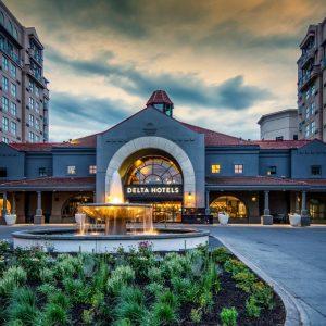Delta Hotels By Marriott Grand Okanagan Resort | Kelowna, British Columbia
