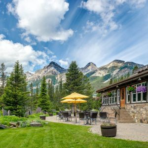 Deer Lodge | Lake Louise, Alberta