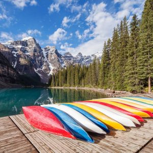 Moraine Lake Lodge | Lake Louise, Alberta