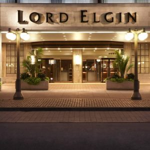 Lord Elgin Hotel | Ottawa, Ontario