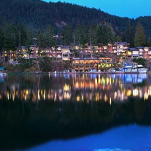 Painted Boat Resort Spa & Marina | Sunshine Coast, British Columbia