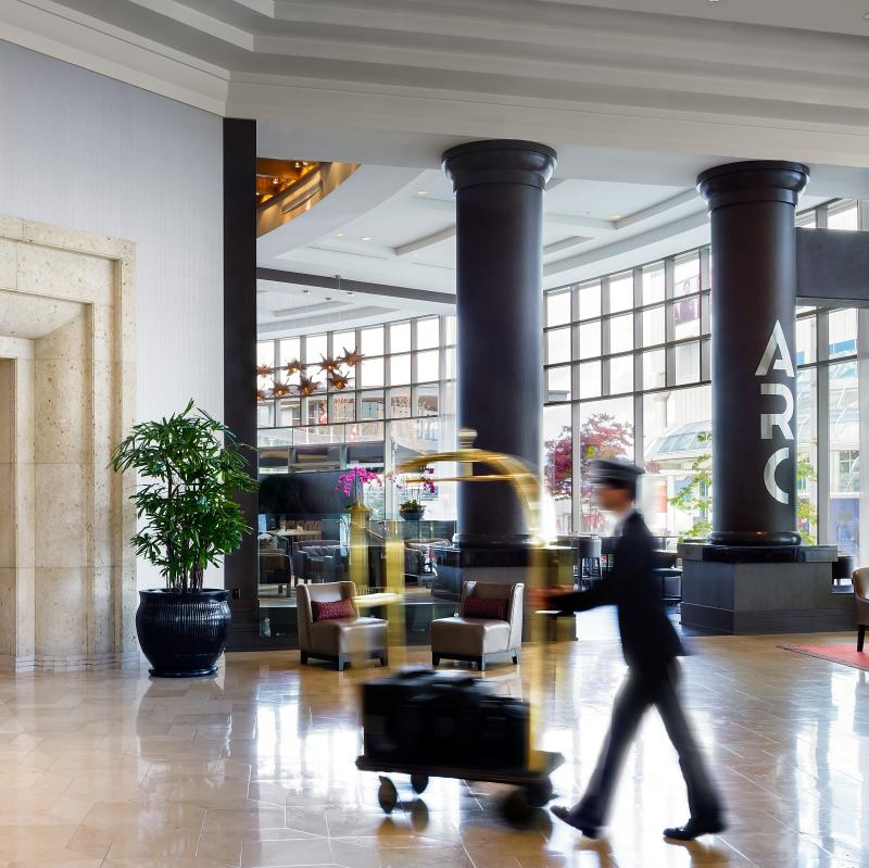 commercial interior design firms vancouver waterfront