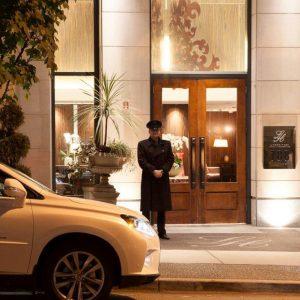 L'Hermitage Hotel | Vancouver, British Columbia