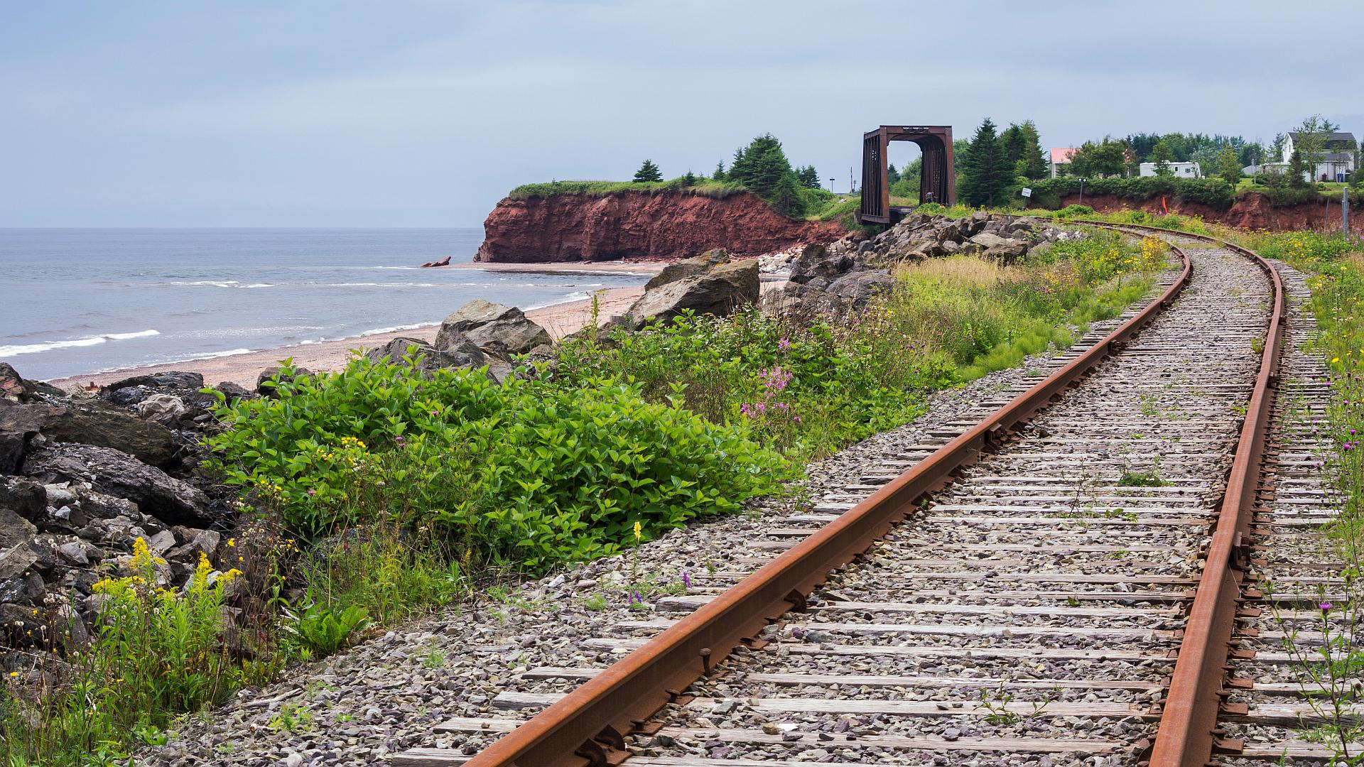The Ocean Train - VIA Rail | Montreal to Halifax | Frontier Canada